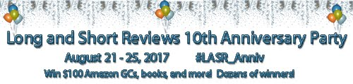 LASR  10th Anniversary Party