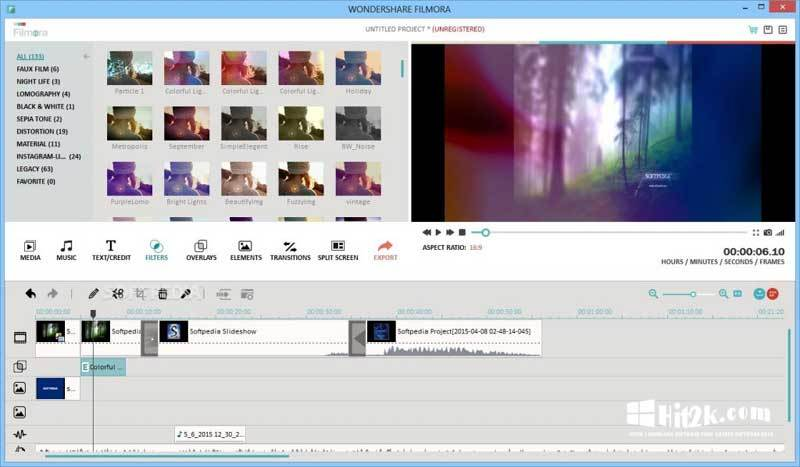 wondershare filmora 7.8.6 crack full version free download