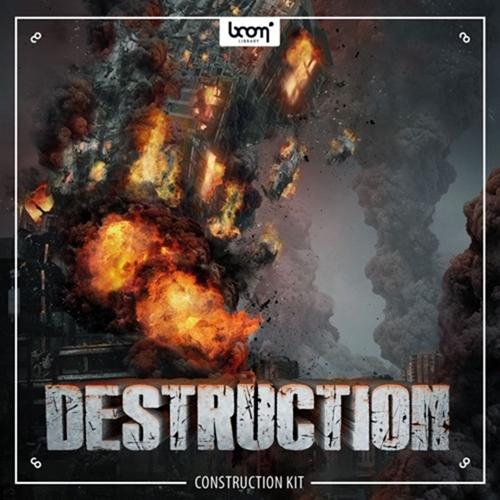Boom Library – Destruction Bundle [WAV][GraphixTree]