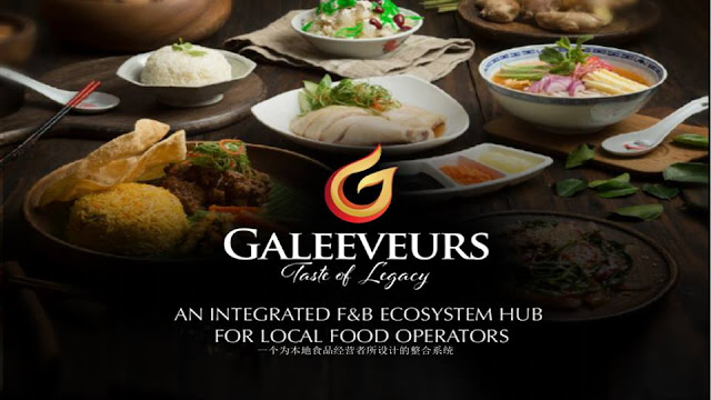 Galeeveurs Group -  Malaysia's First Integrated F&B Incubator Ecosystem