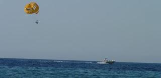 Isla de Zante, Banana Beach.