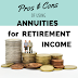 Pros and Cons of Buying Annuities: Should I Buy An Annuity?