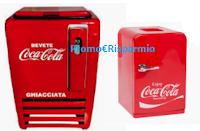 Logo Coca-Cola ''Un punto a Tavola'': vinci 34 ghiacciaie e 34 mini frigo brandizzati Coca-Cola