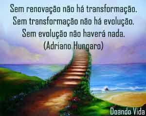 Vida sem ttransformação