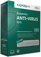 Kaspersky Antivirus 2015 Activation Key