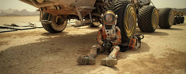 The Martian - Marsjanin (2015)