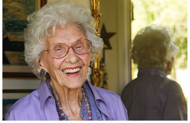 Hollywood's Oldest actress
