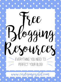 Free Blogging Resources