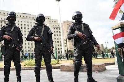 القوات الخاصة وسيارات التدخل السريع تنتشر لتأمين العملية الانتخابية