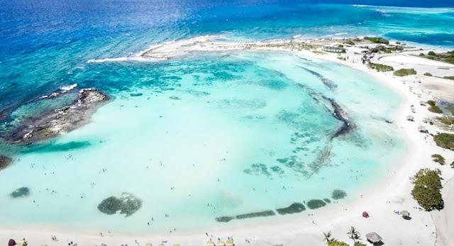 Aluguel de carro em St. Maarten - Praias