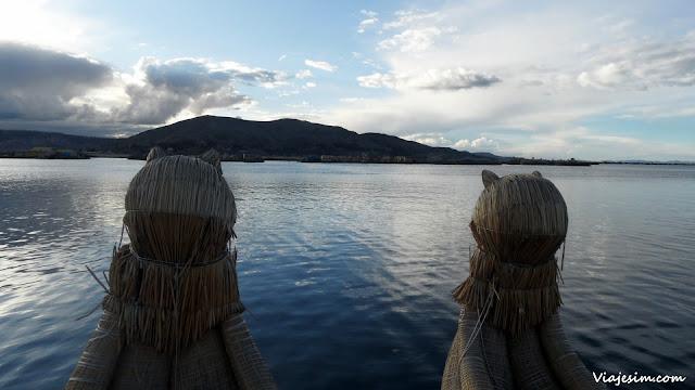 Ilhas uros ilhas flutuantes islas florentes peru