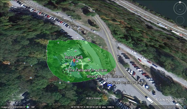 Dalton Windham Mineral Madness Lab One Ruby Falls