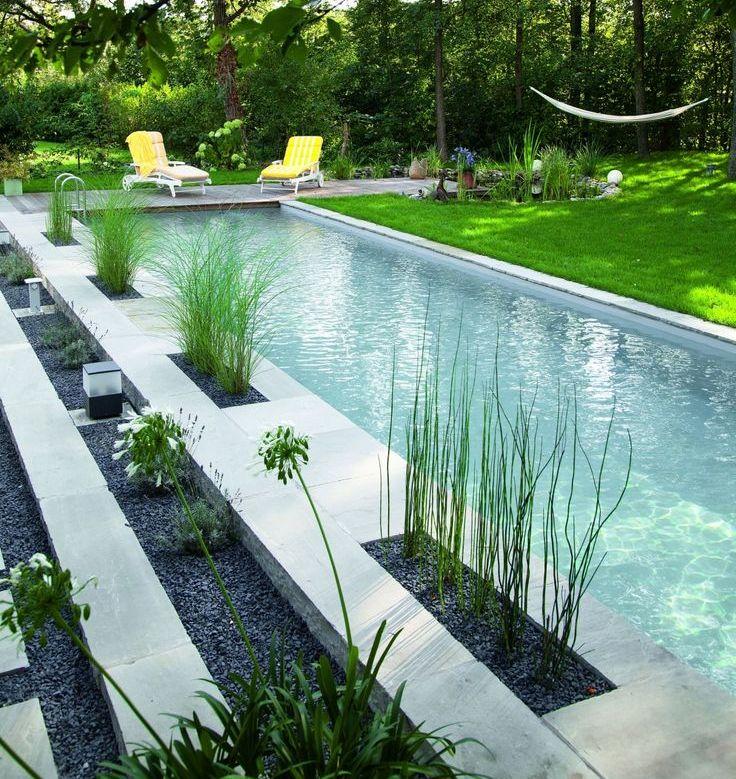 La Piscina Y El Jardin - Piscinas-con-jardin