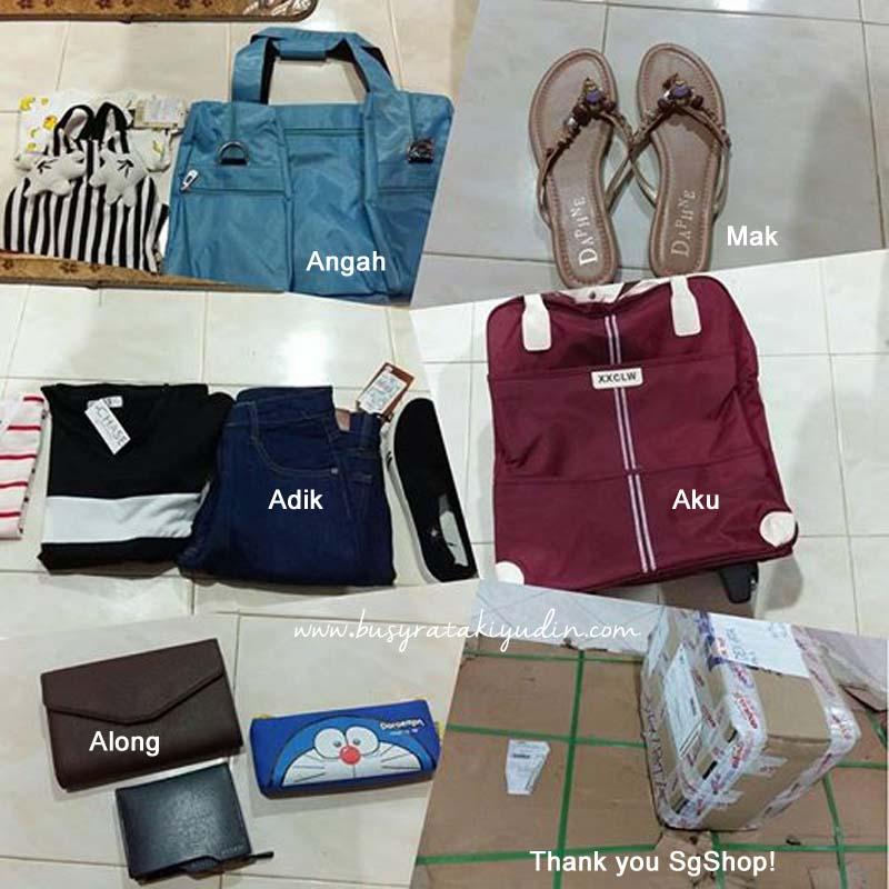 Shopping di SgShop dengan Voucher RM 900!