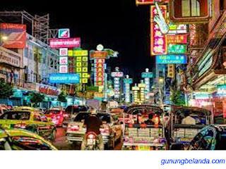 Apakah Bangkok Ibu Kota dari Rumania?