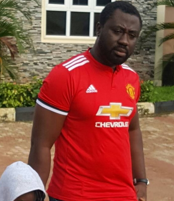 mercy johnson stay at home husband