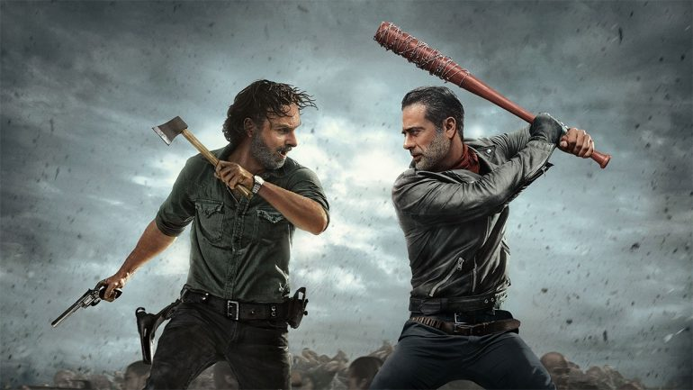 Doux Reviews: The Walking Dead