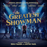 Various Artists - The Greatest Showman (Original Motion Picture Soundtrack) Cover