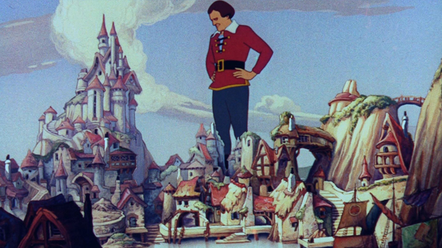 Τα Ταξίδια του Γκιούλιβερ (1939)