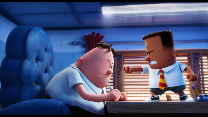 Captain Underpants The First Epic Movie 2017 Full Movie Watch Full Movie Streaming