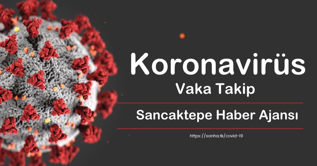 Türkiye Koronavirüs Takip Tablosu