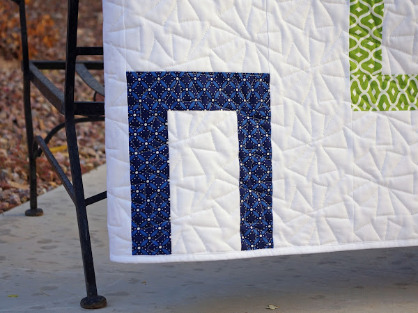 Simply Rectangles Quilt