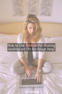 host file on github