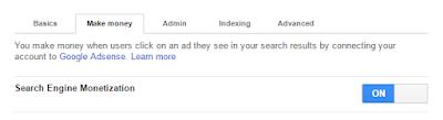 Cara Membuat dan Optimasi Custom Search Engine (CSE) di Blog