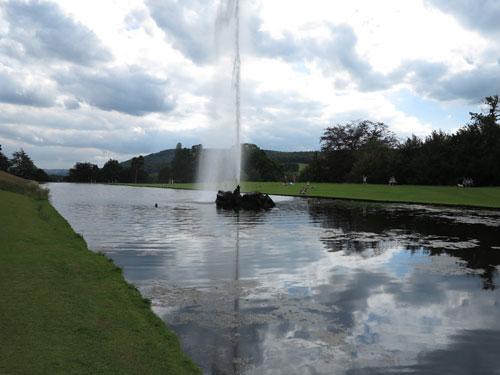 Emperor Fountain, Chatsworth