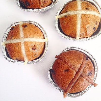 Choices Gluten Free Hot Cross Buns