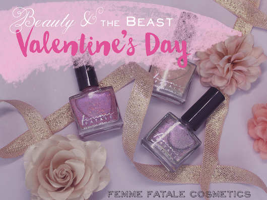 Femme Fatale: Beauty & the Beast Valentine's Day Trio