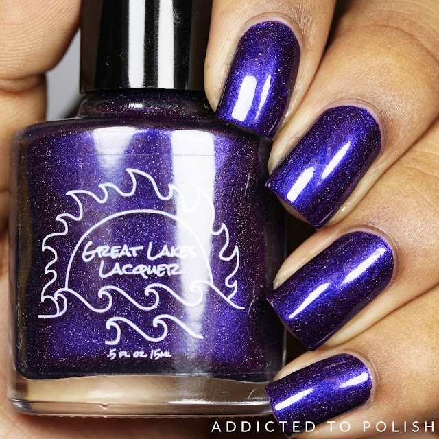 Great Lakes Lacquer Lake Erie The Great Ones Collection