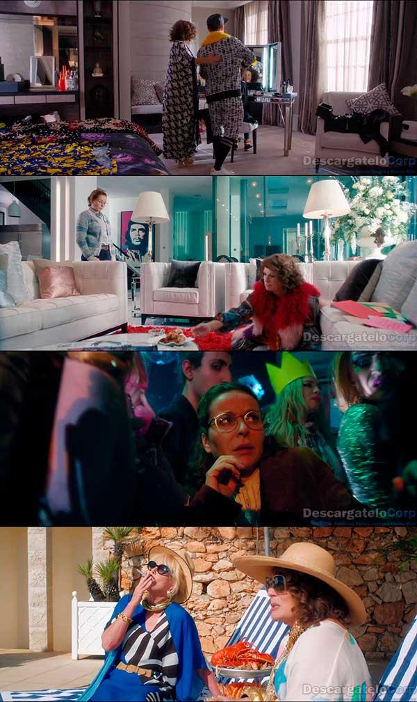 Absolutamente Fabulosas HD 720p Español Latino