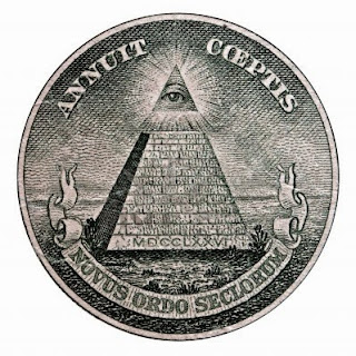 """Novus Ordo Seclorum"" (New Secular Order or New Order of the World)"