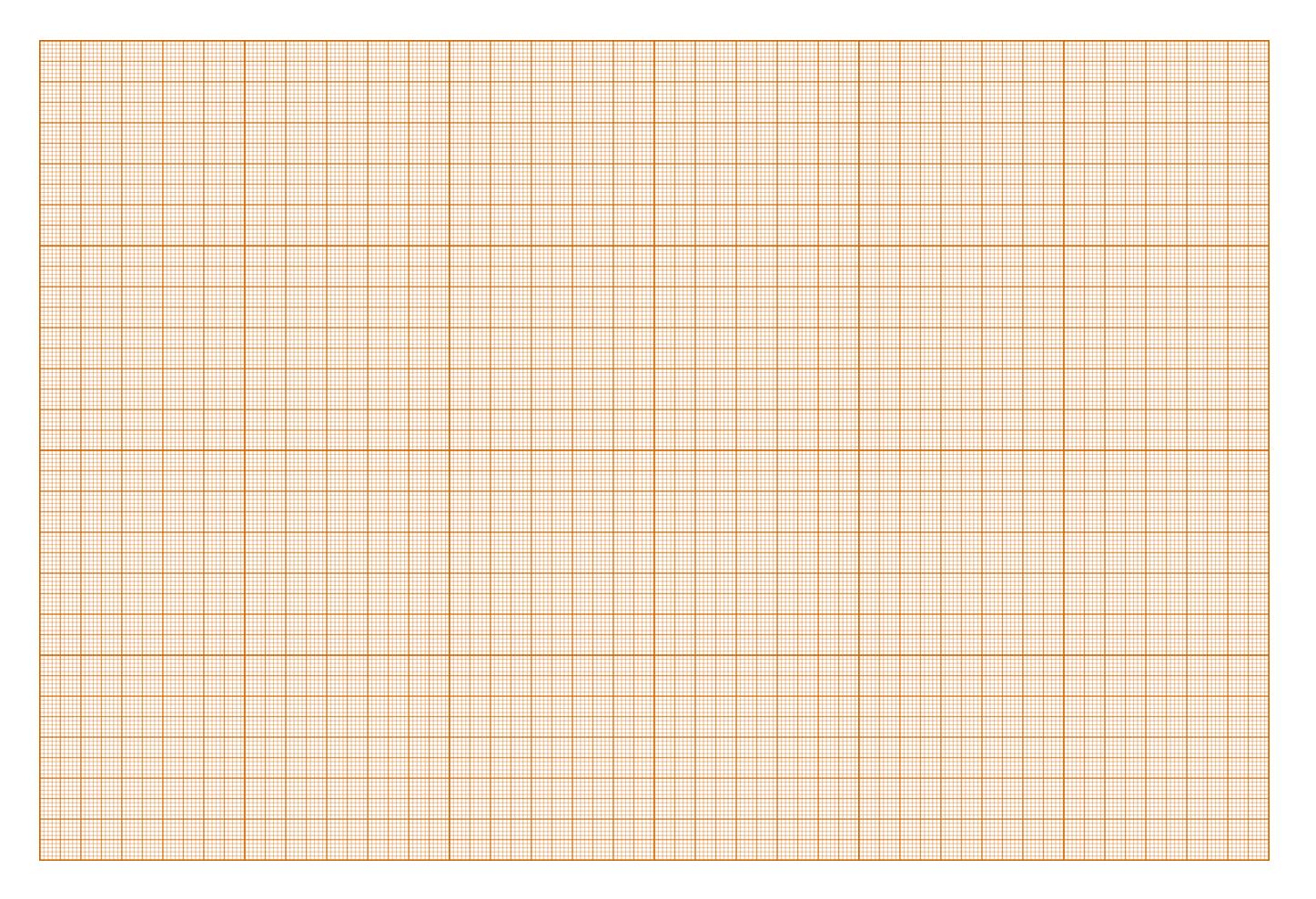 الرسم البياني على الورق الميليمتري وتجربة السقوط الحر مجموعة