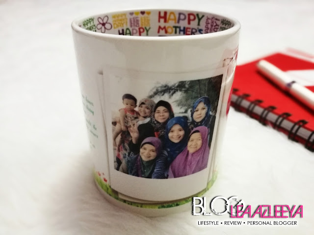 Hadiah Sempena Hari Ibu | Mother's Day Mug From BestSub Malaysia