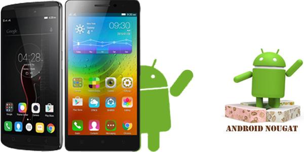 Daftar Lenovo Yang Mendapatkan Pembaruan Android Nougat Terbaru