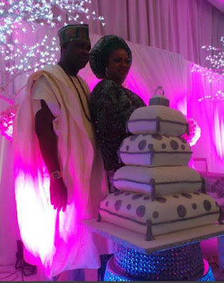 Image result for Actor Femi Adebayo thanks God for getting married eight years
