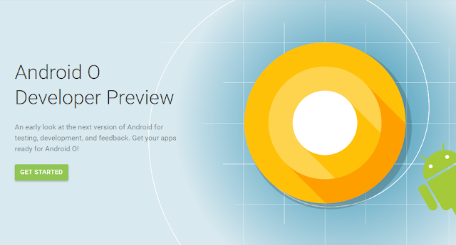 developer preview android