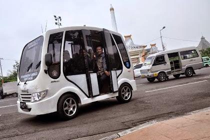"""Mobil Hybrid Muhammadiyah 90 % """"Handmade"""" Rp 99 Juta"""