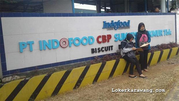 Lowongan Kerja PT. Indofood CBP Sukses Makmur, Tbk ( Biscuit Division)