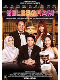 Download Film Selebgram (2017) WEBRip 720p