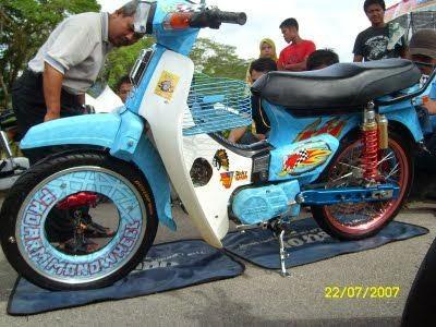 modifikasi motor ex5