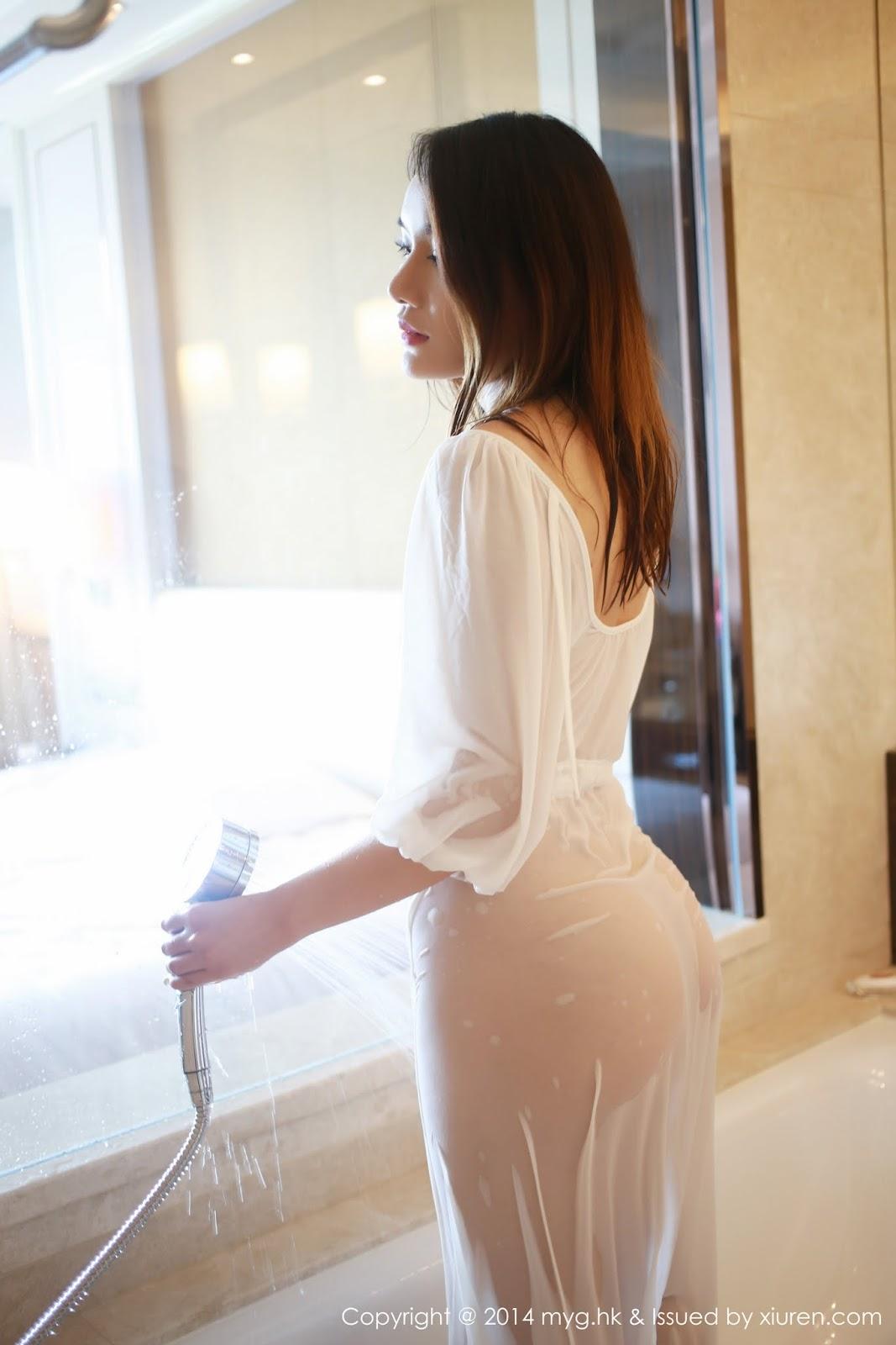 0037 - Beautiful Naked Girl Model MYGIRL VOL.35