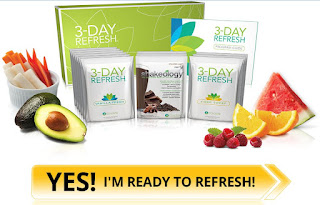 3 day refresh, what is the 3 day refresh, 3 day cleanse