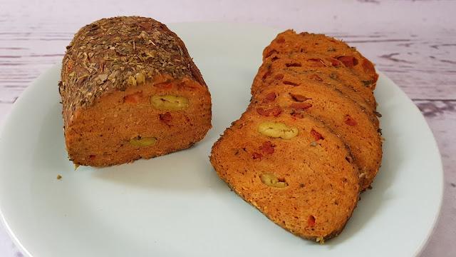 Embutido vegano para sándwiches y bocadillos