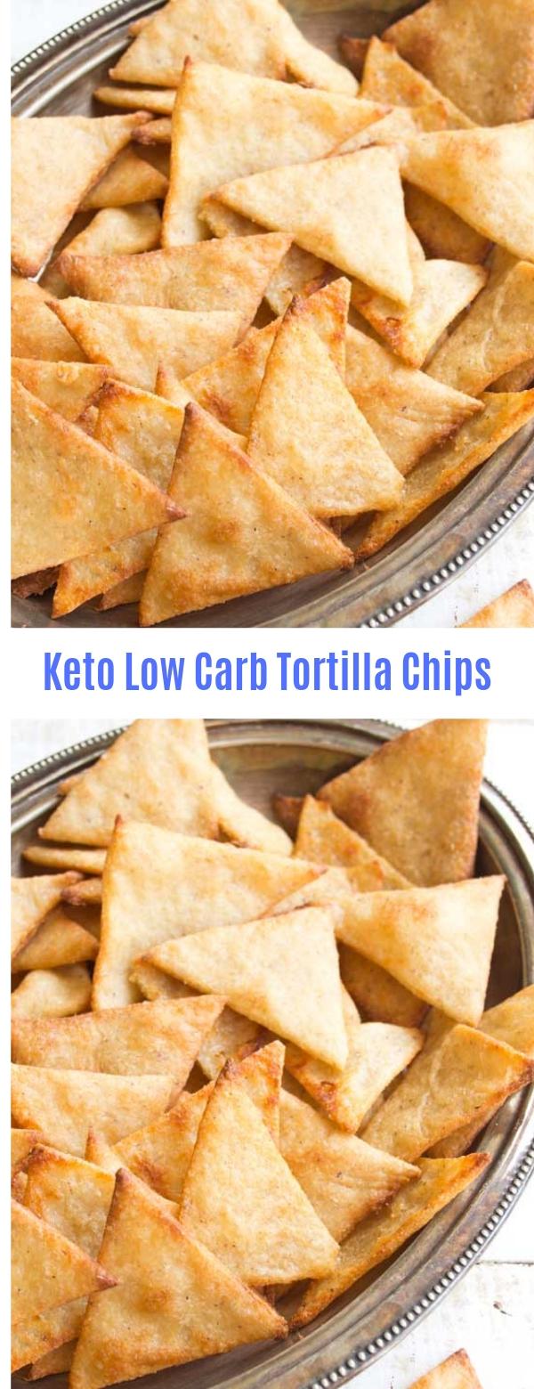 Keto Low Carb Tortilla Chips