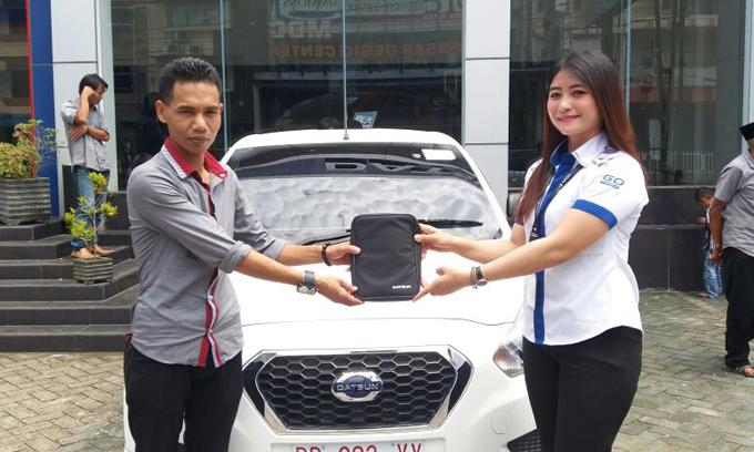Akhir Tahun, Datsun Makassar Promo Besar-besaran