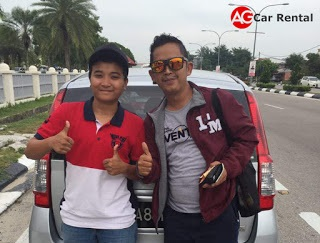 Happy and satisfied customer from Pengkalan Chepa Airport