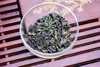 Naměřený bílý čaj Pai mu tan